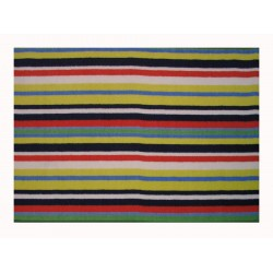 LA Fun Rugs FT-106 Stripemania Fun Time Collection