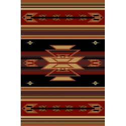 LA Rug 1300/06 Pattern 6 Cosmos Collection