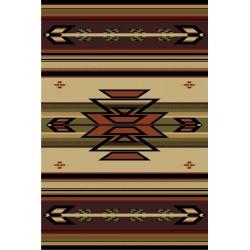 LA Rug 1300/82 Pattern 7 Cosmos Collection