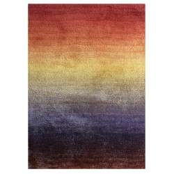 "LA Rug ES-44 Fade 2 Exotic Collection - 39"" x 58"""