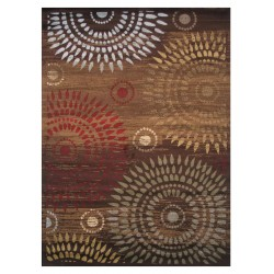 LA Rug 210-04 Sandstone Print Inspiration Collection
